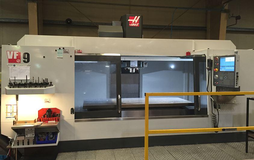 3 Axis Machinery Capacity   Marlborough Engineering